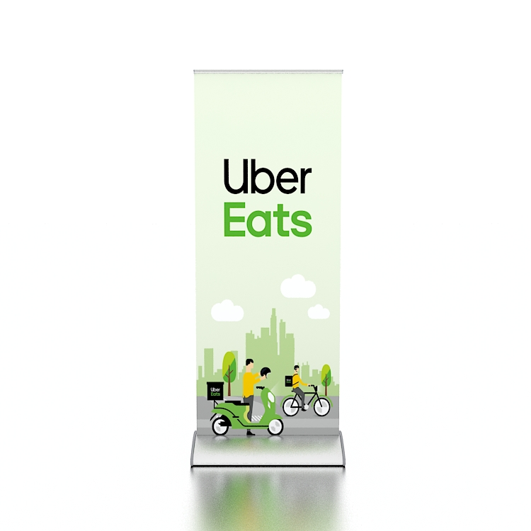 85X200CM ROLL UP BANNER