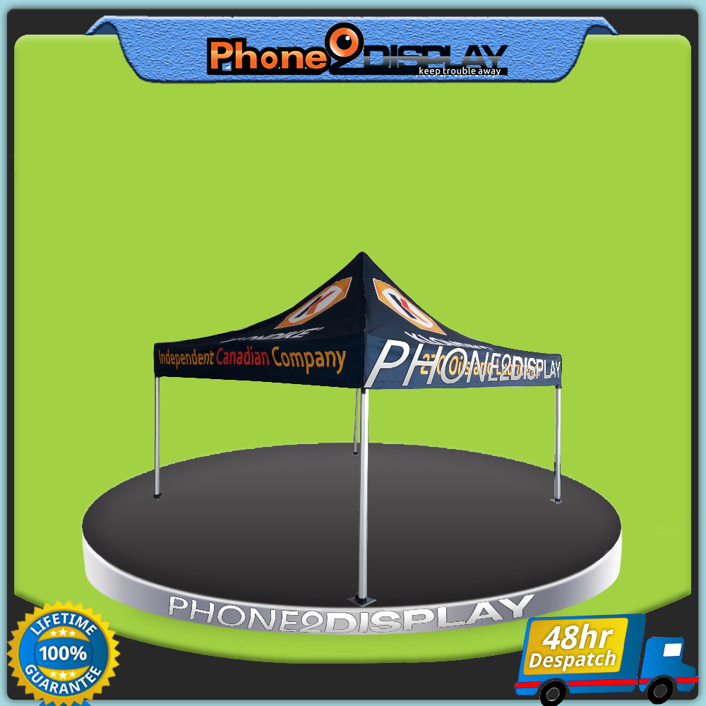 pop up tent/10ft frame with canopy