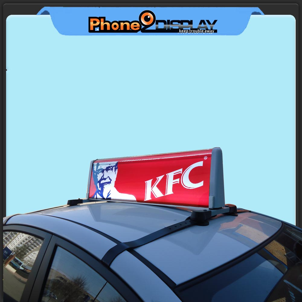 LED Taxi Light Box/ 100cm/L